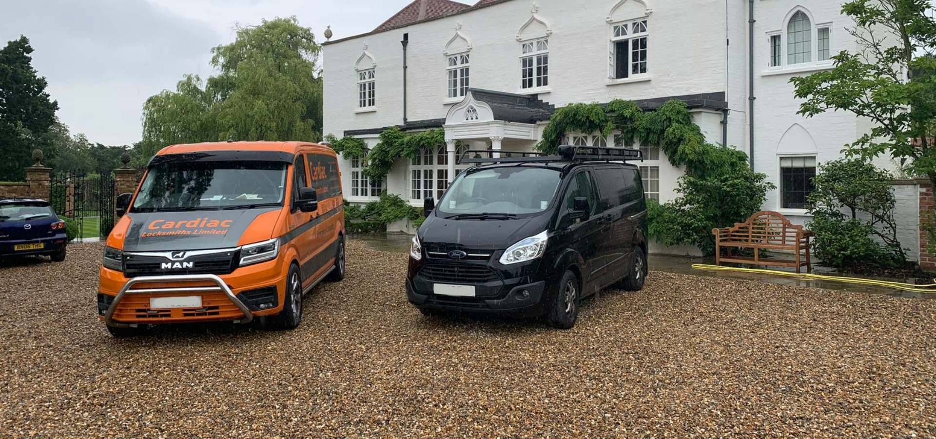 Vehicle Tracking Berkshire